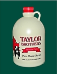 Half Gallon Maple Syrup
