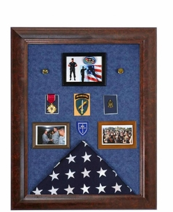 Military Display - Service Recognition
