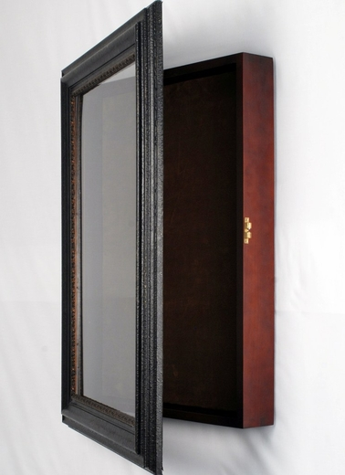 Military Uniform Display Case