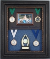 Awards Display Case Medals Series