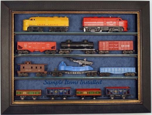 Signature Train Display Case