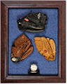 Baseball Glove Display Case