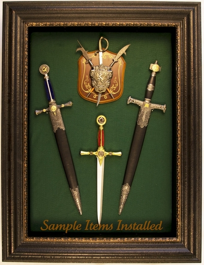 Dagger Display Case