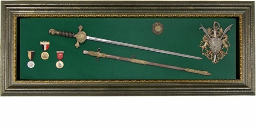 Knights' Sword Display Case