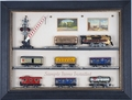 Model Train Display Case