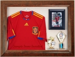 Soccer Jersey Display Case