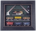 Train Display Case Traditional Series