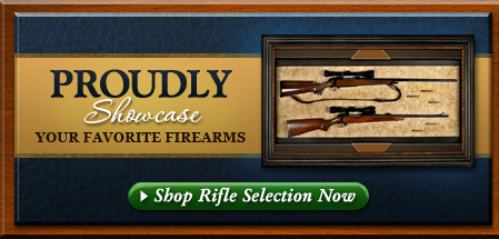 Proudly Showcase Your Favorite Firearms