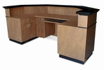 RECEPTION DESKS & SEATING