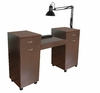 "Jeffco J56Java 56"" Nail Table"