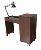 "Jeffco J42 Java 42"" Nail Table"