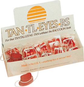 Tan TL-Eyes (12 pk)