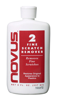 Novus #2 Fine Scratches 8 oz.