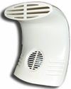 Body Fan 220V  550  CFM  W/O Rheo.'99+White