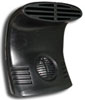 Body Fan 220V (Black) 240G  550CFM W/O Rheo