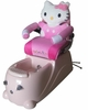 Hello Kitty Kid Spa Pedicure Chair