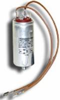 Capacitor  0.47MF Spark Suppressor *