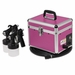 Solaire Spray Tanning Princess Unit  Fuschia