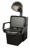 Jeffco 611.2.D Bravo Dryer Chair with K500 Apollo Dryer