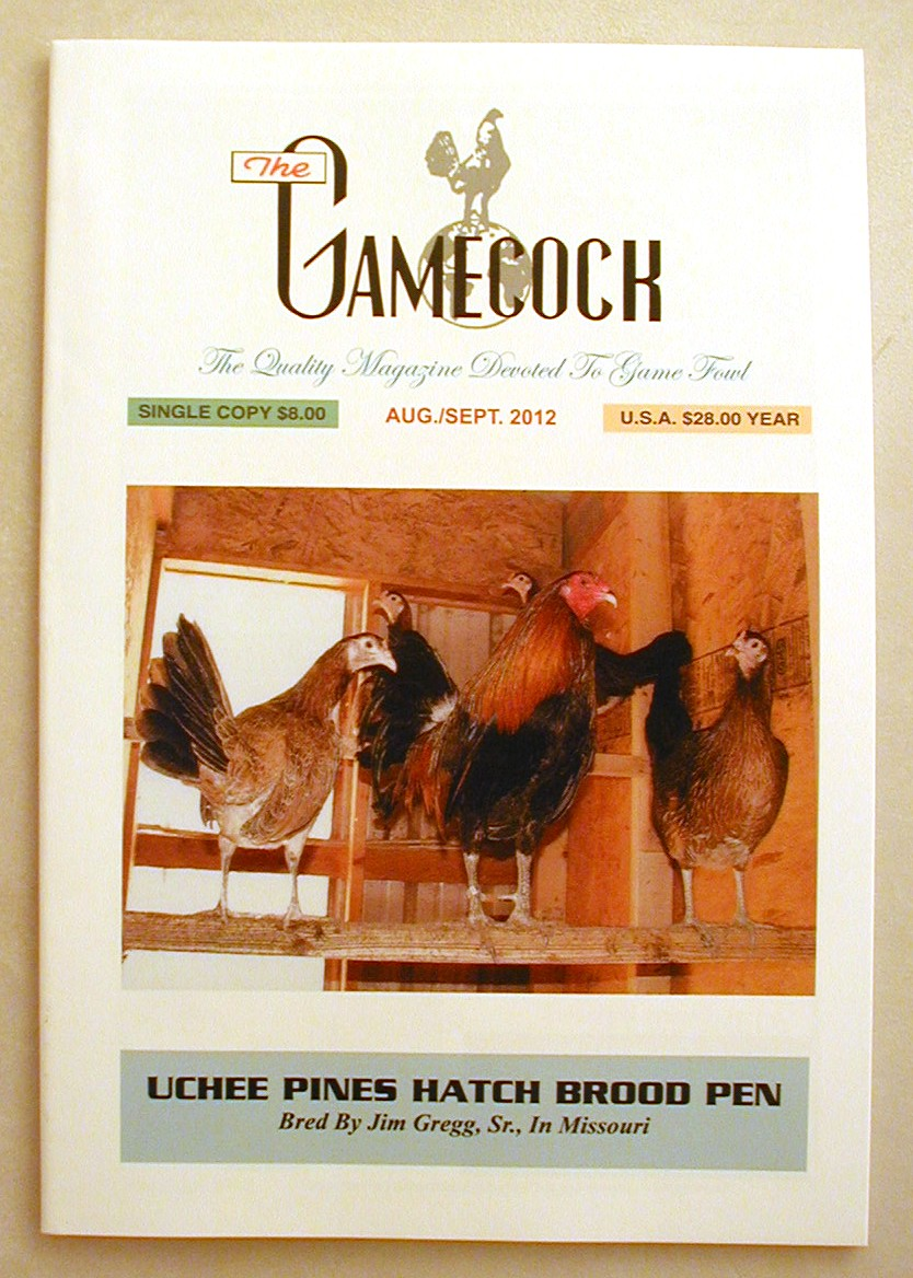 Game cock mag