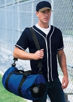A Classic, Durable  Duffel with Athletic looks that can't be beat.