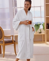 Monogrammed Personalized Deluxe Terry Velour Bathrobe