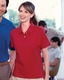 Custom Monogrammed Ladies Polo Shirt by Harriton