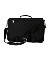 Liberty  Corporate Raider Expandable Briefcase - Perfect for Company Logo