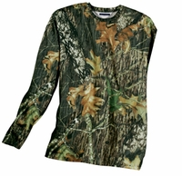 Port Authority® - Long Sleeve Mossy Oak® Performance Hunting T-Shirt
