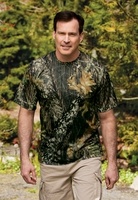 Port Authority® - Short Sleeve Mossy Oak® Performance Hunting T-Shirt