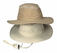 Adam's Headwear Classic Safari crown hat  for Sun Protection