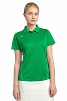 Company Logo Nike Ladies Golf  Dri-FIT Sport Swoosh Pique Polo