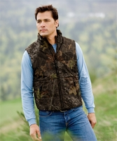 Port Authority® - Mossy Oak® Padded Hunting Vest