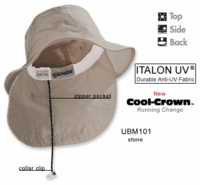 Extreme Vacationer Bucket Hat with Neck Cape for Best Sun Protection