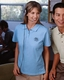 Custom Embroidered Logo Shirt for Women by Harriton