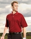 Custom Embroidery adidas Golf Men's ClimaLite® Tech Pencil Stripe Polo