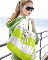 Beachcomber MV Sport Pro-weave Monogram Logo Tote Bag