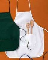 Embroidered Apron by Big Accessories 2-Pocket 28""