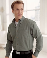 Men's Personalized Monogram Titan Twill Dress Shirt