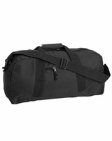Large Sports Duffel Bag - Great for Team Logo