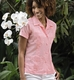 Cubavera Ladies' Guayabera Camp Shirt