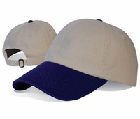Fahrenheit® Unstructured Garment Washed Cap