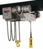 Chester Low Head Room Electric Chain Hoists