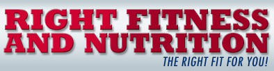 Right Fitness and Nutrition