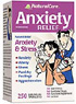 Anxiety Relief 120ct Natural Care