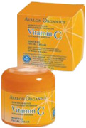 Vitamin C Renewal Facial Creme 2oz Avalon Organics