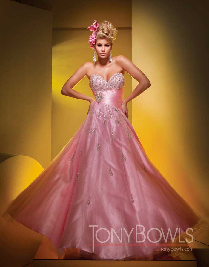 Tony Bowls prom dress 111549 | Promgirl.net