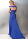 Off the Shoulder Formal Dress 17169