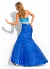 2013 Party Time Strapless Gown 6000