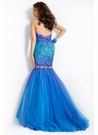 Mermaid Party Time Formals Dress 6019